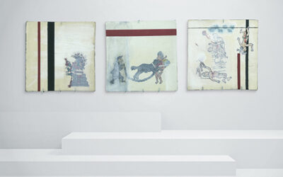 Josué Morales reflexiona sobre la construcción del ethos mexicano en su exposición Hijo de la Nada